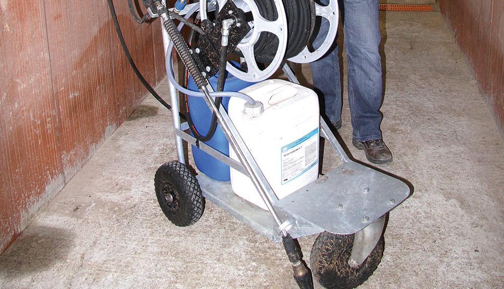Photo of Chariot à mousse, efficacité et précision