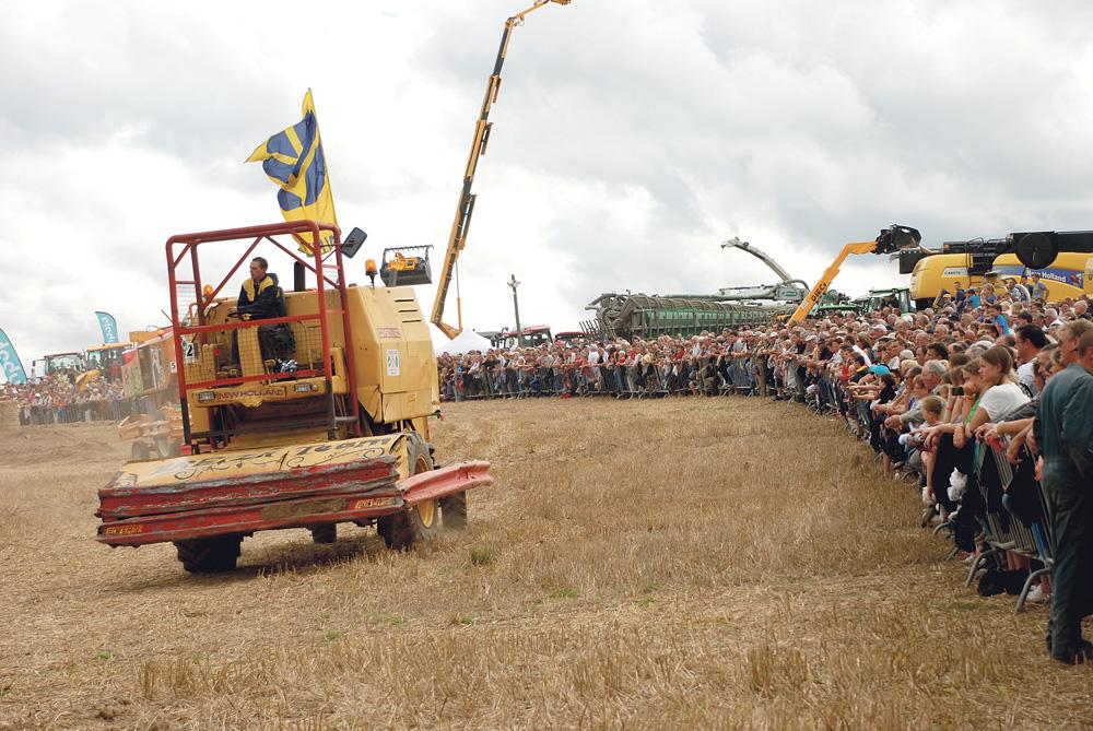 Photo of Beau succès pour la Fête de l'agriculture version Guichen