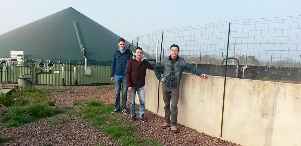 Photo of Lycée La Touche : Valorisation de la biomasse et économies de carburant