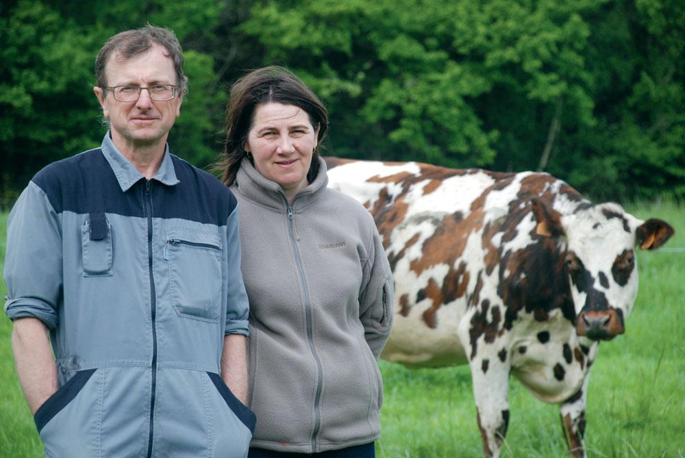 Photo of Éric et Pascale Lucas ne regrettent pas le passage en bio