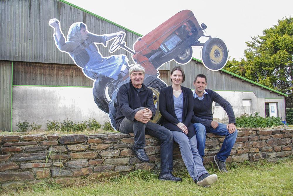 Photo of L'humour spectaculaire de la famille Guerzaille