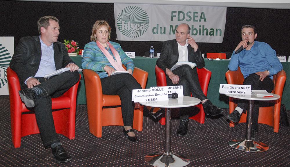 Photo of FDSEA : Des inquiétudes concernant le foncier