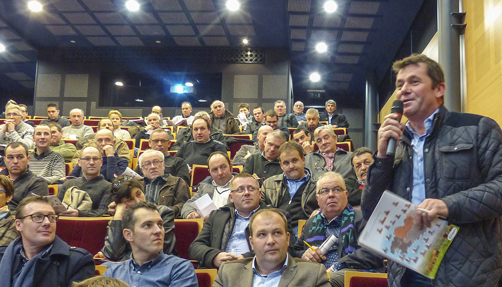 Photo of Triskalia : rendez-vous annuel de la section bovine