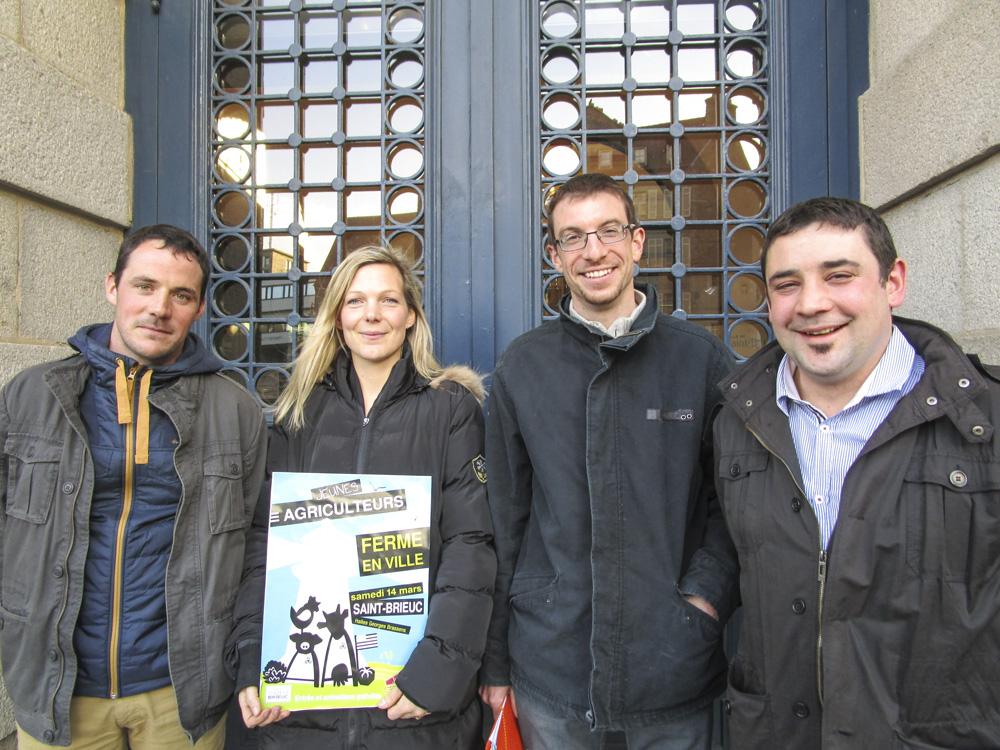 Photo of Les Jeunes Agriculteurs préparent la « Ferme en Ville » version 2.0