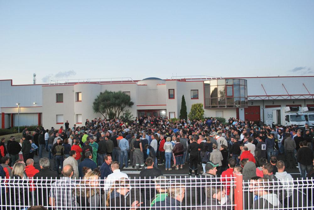 Photo of Les éleveurs restent mobilisés malgré les avancées en lait