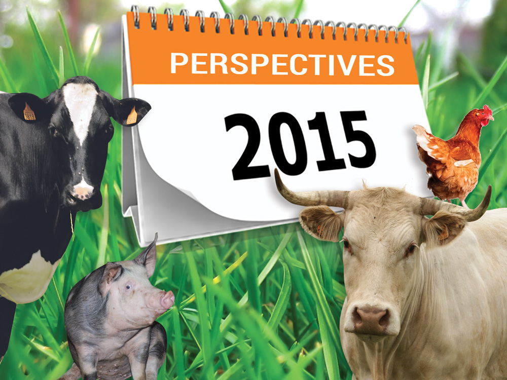 Photo of Perspectives 2015, bienvenue dans un monde agricole chahuté