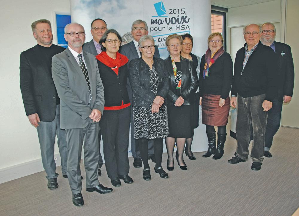 Photo of Les élus MSA, vecteurs de solutions sur leur territoire