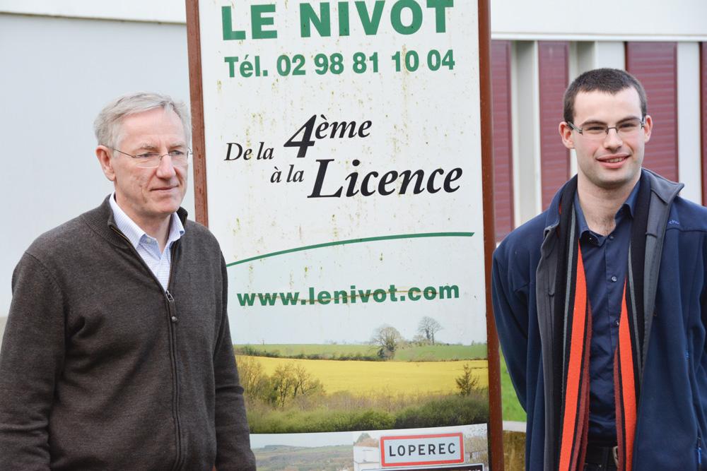 Photo of La filière agricole, secteur d'avenir