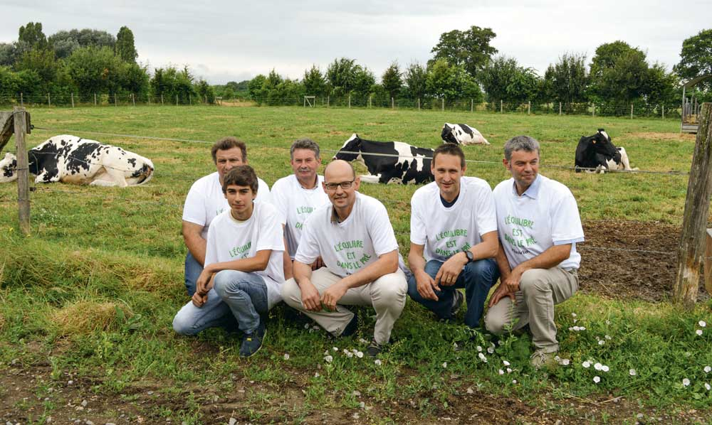 Photo of Lancement du mouvement Vache Verte en Ille-et-Vilaine