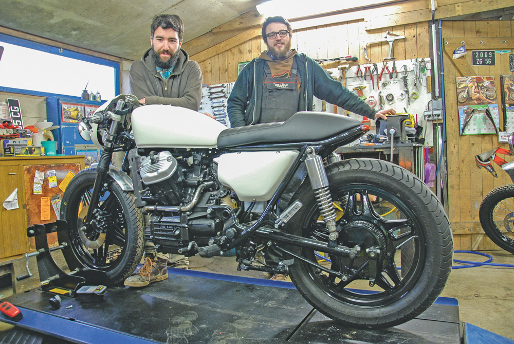 Photo of Créateurs de Cafés Racer