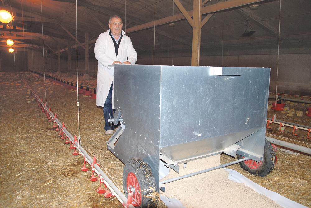 Photo of Le chariot double-tâche facilite le démarrage