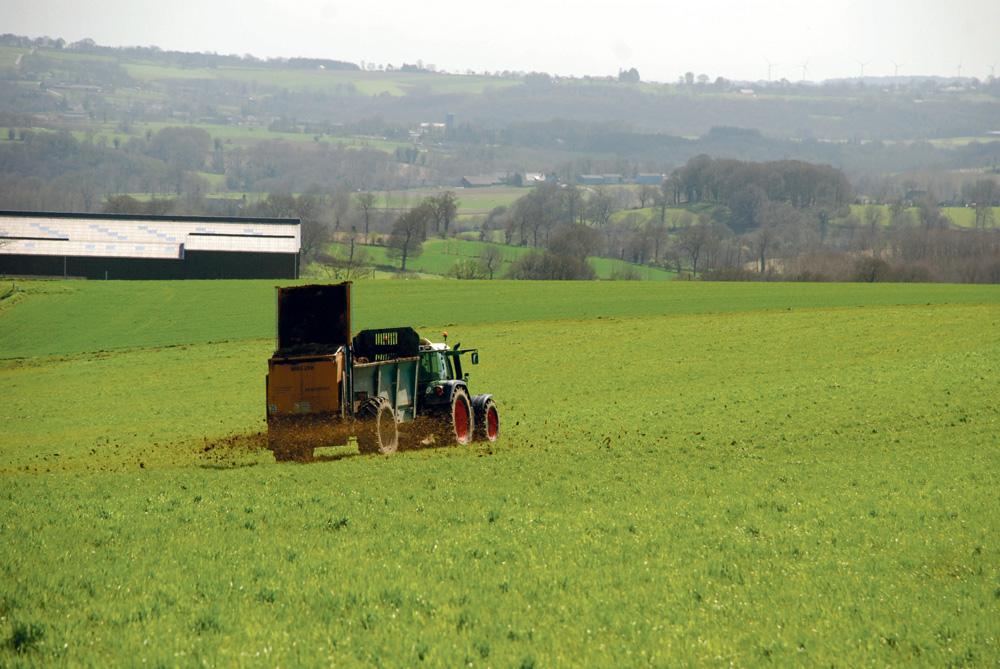 Photo of Nitrates : en Bretagne, la FRSEA et JA dénoncent le nouveau programme d'actions