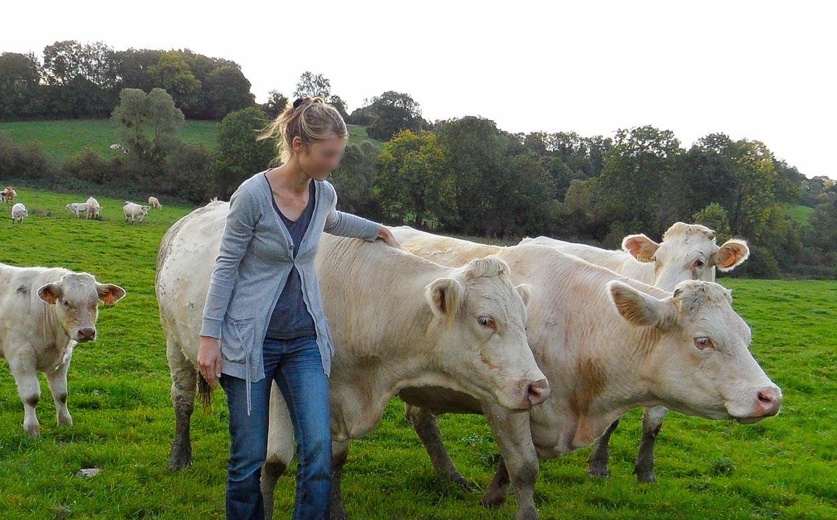 Photo of Les agricultrices FDSEA et JA du Finistère interpellent les élus
