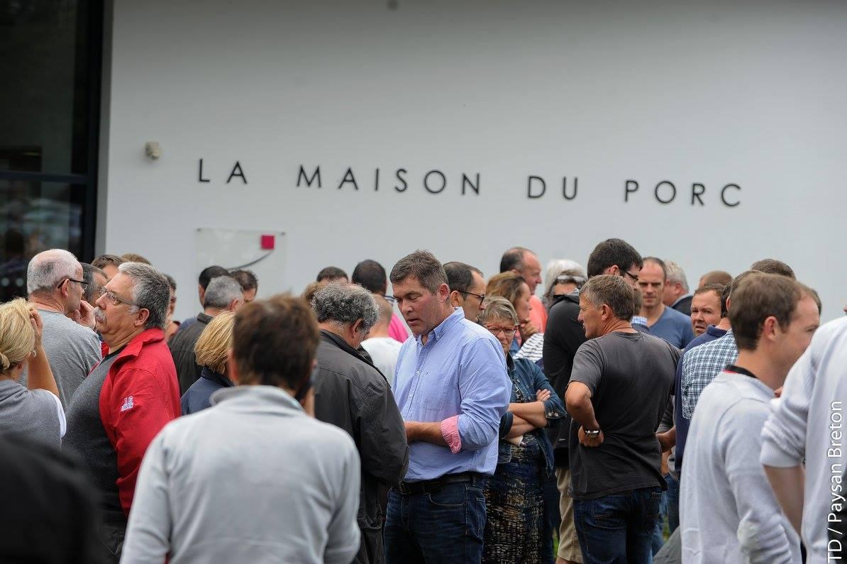 Photo of Le marché du porc de ce jeudi 13 août repoussé au lendemain ?