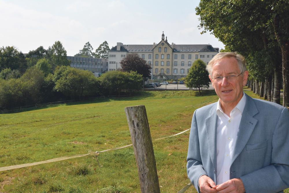 Photo of Lycée : Marc le Guyader aux rênes du Nivot