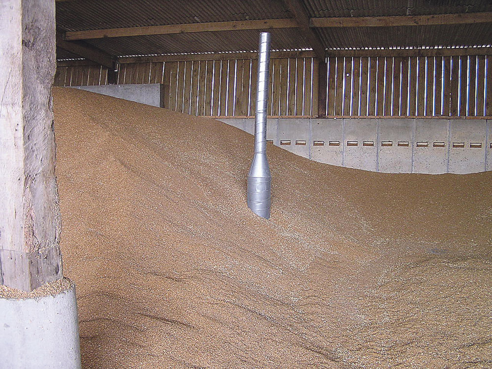 Photo of Bien ventiler pour conserver ses céréales