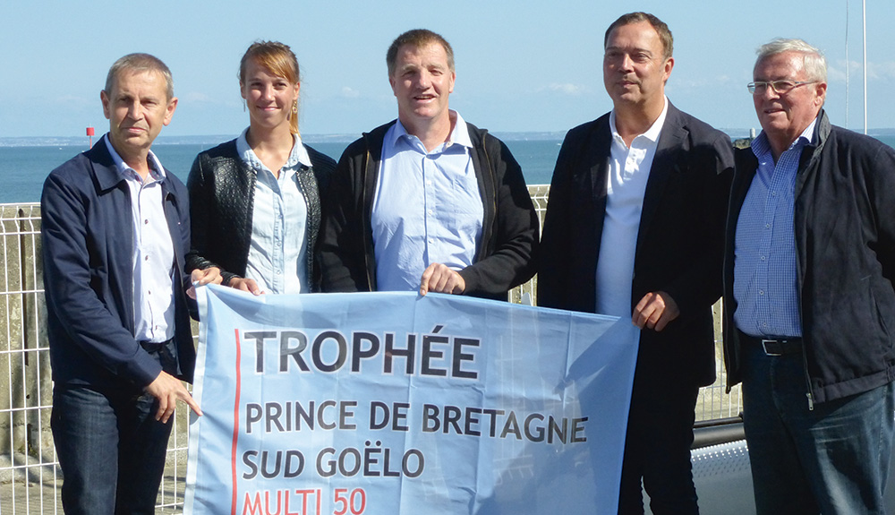 Photo of Trophée Multicoques Prince de Bretagne