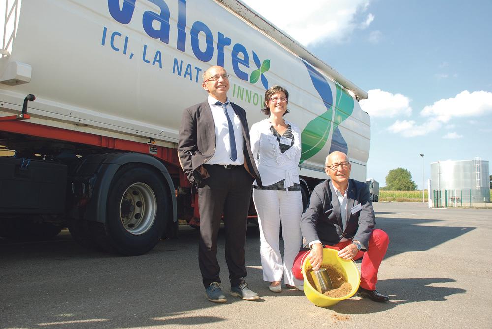 Photo of Valorex passe de trois à six usines en France