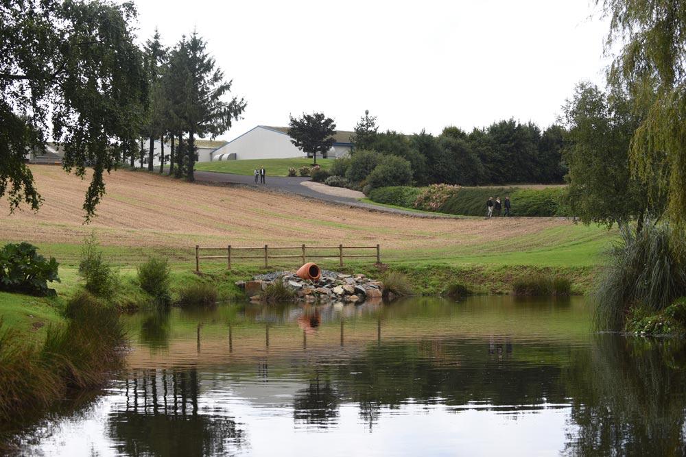 Photo of Un élevage bien dans son paysage