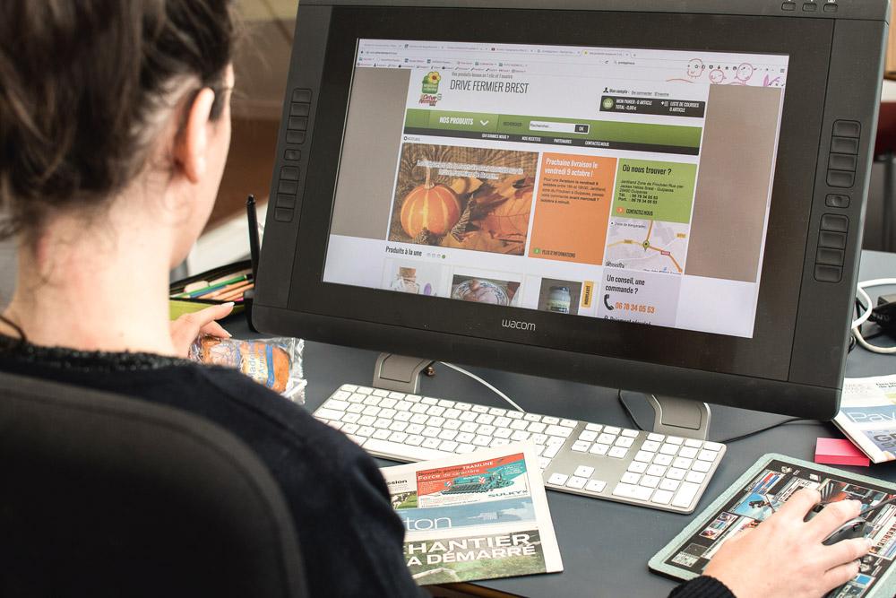 Photo of Internet pour la vente en circuits courts, une possibilité