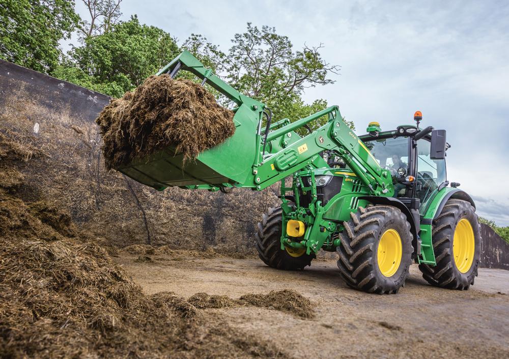 une offre de tracteurs toujours plus grande