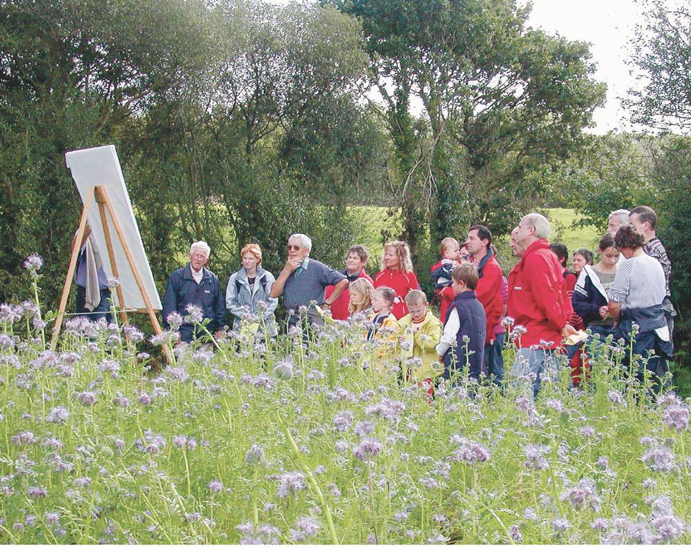Prendre une longueur d 39 avance avec les groupes journal paysan breton - Chambre agriculture finistere ...