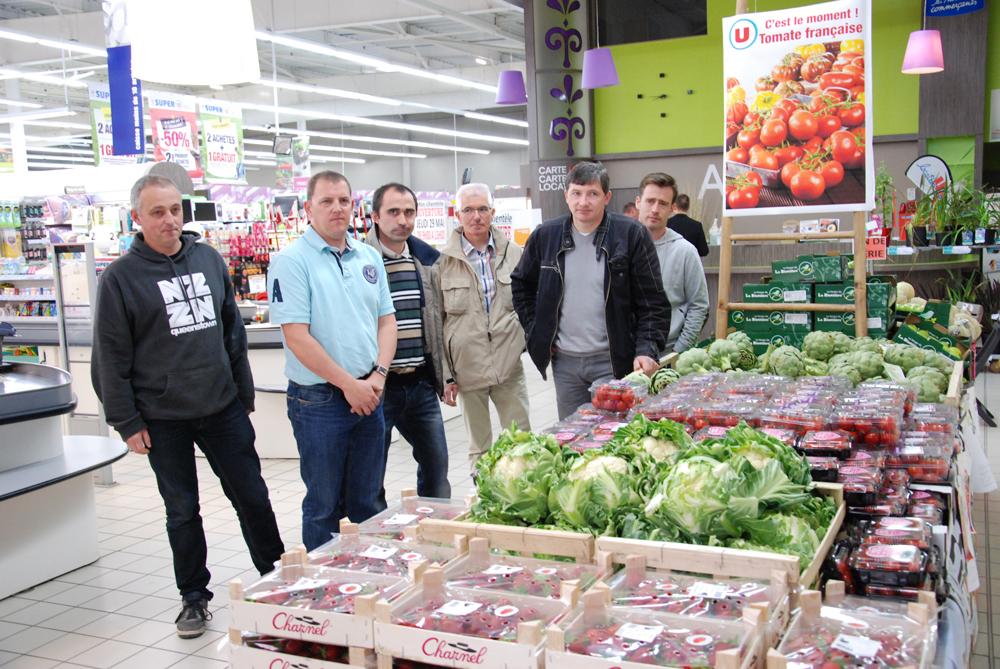 Photo of Les importations mettent les légumiers en colère