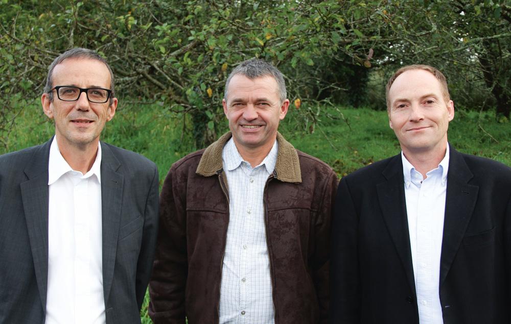 Olivier manceau nouveau directeur de la chambre d 39 agriculture du finist re journal paysan breton - Chambre agriculture finistere ...