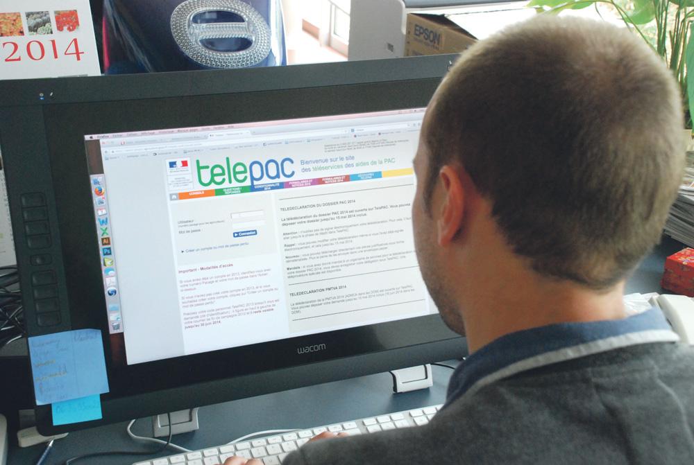 Photo of Télédéclaration Pac