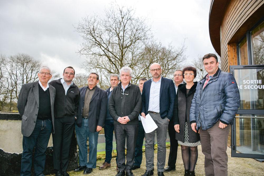 Photo of Lancement d'une motion de soutien aux agriculteurs
