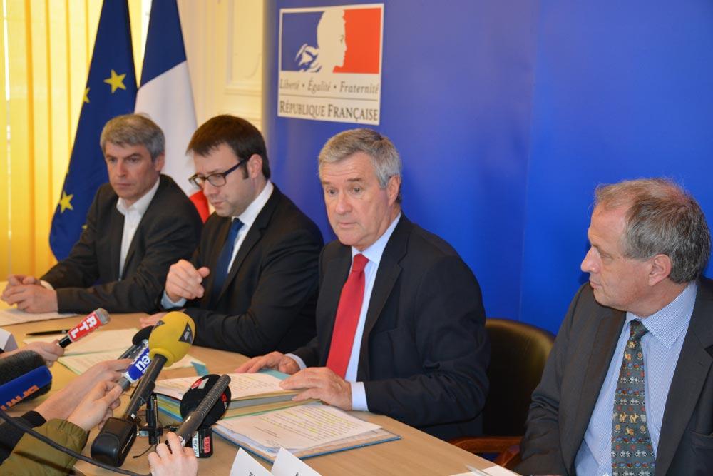 Photo of Table ronde du préfet de Région reportée à une date ultérieure