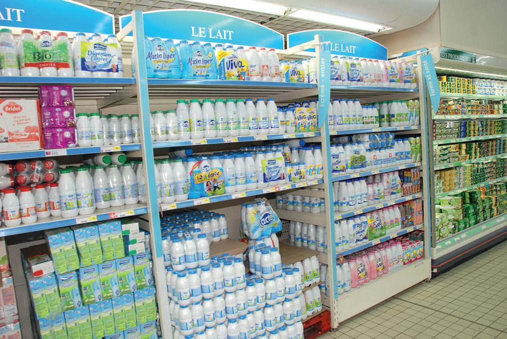 prix-lait-commercialisation-industriel-grande-distribution-producteur-negociation