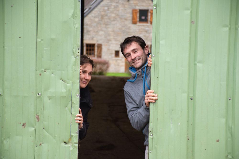 Photo of Ils se sont ouverts les portes de l'installation