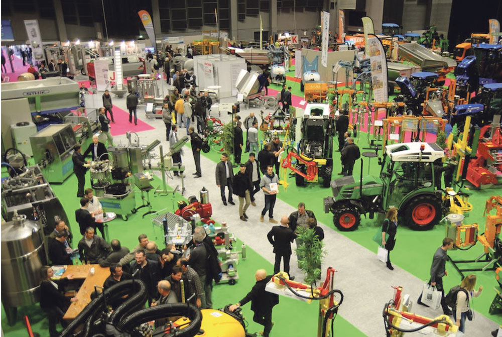 Photo of L'agriculture du futur au Sival