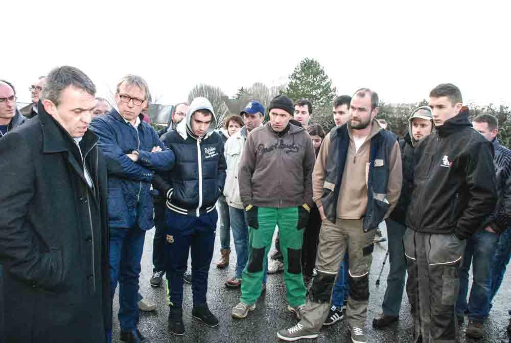 Un appel la coh sion du monde agricole journal paysan breton - Chambre agriculture finistere ...