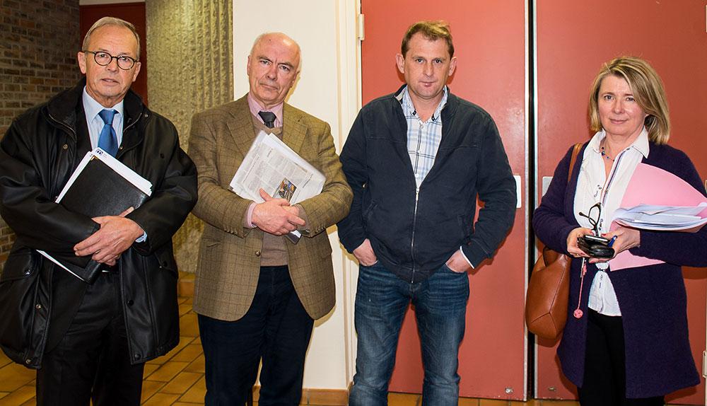 Photo of Des parlementaires sommés de voter en faveur de la compétitivité