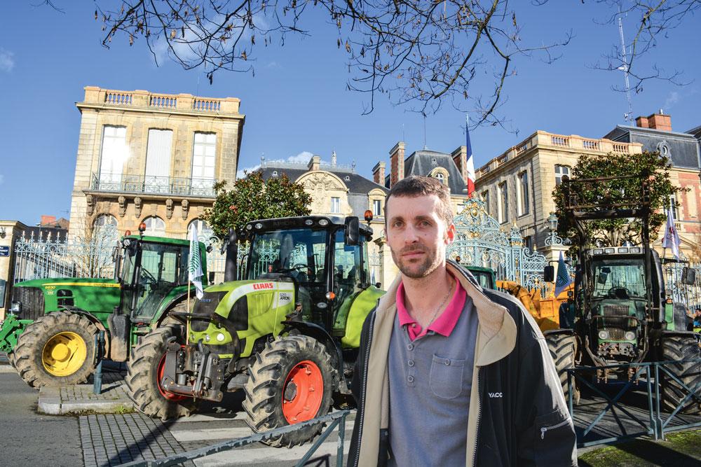 Photo of Le problème agricole est européen