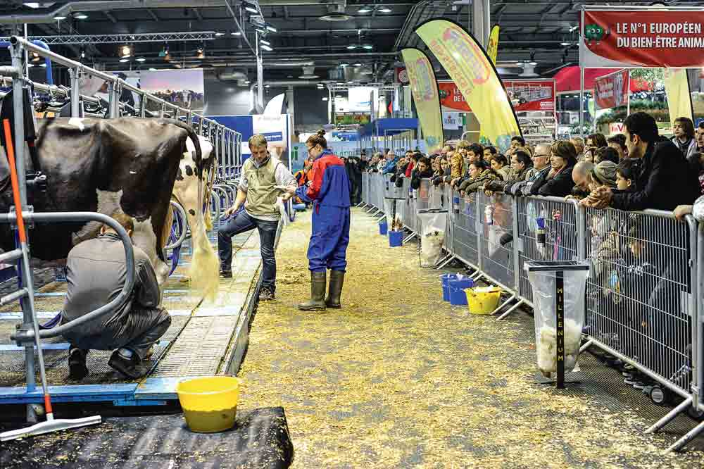 Salon de l 39 agriculture paris journal paysan breton for Salon agriculture paris 2015