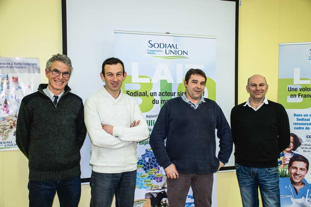 Photo of Sodiaal cherche des producteurs de lait bio