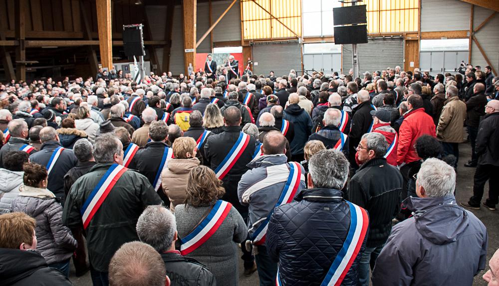 Photo of A Loudéac, les élus lancent le plan Vigirural pour le maintien de l'agriculture bretonne