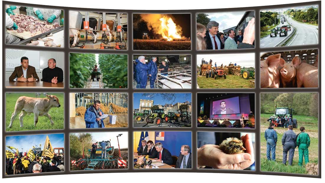 Photo of Média : les sujets agricoles ne séduisent plus