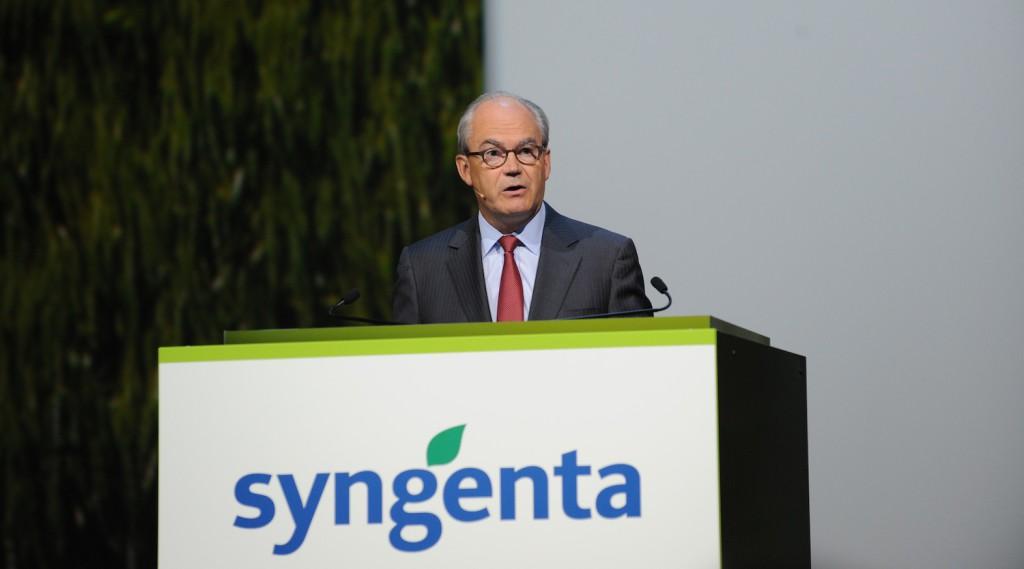 Photo of Le président de Syngenta encourage les actionnaires à accepter l'offre de ChemChina