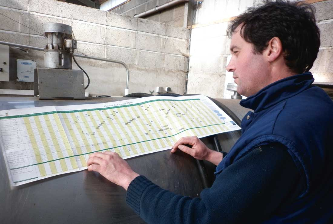 Photo of «Je maximise la production d'herbe à l'hectare»