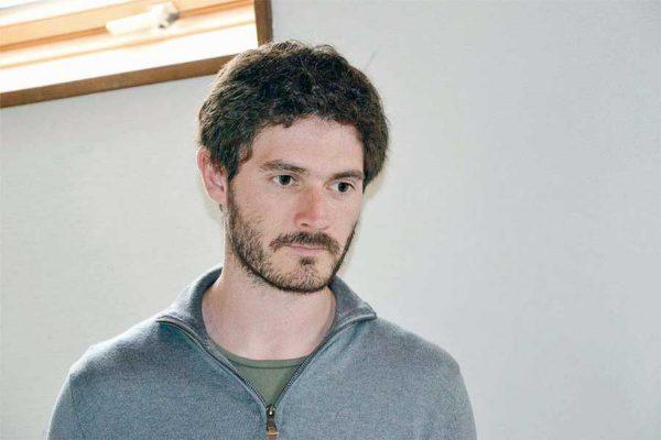 RémI Padé animateur section apicole du GIE Élevages de Bretagne.