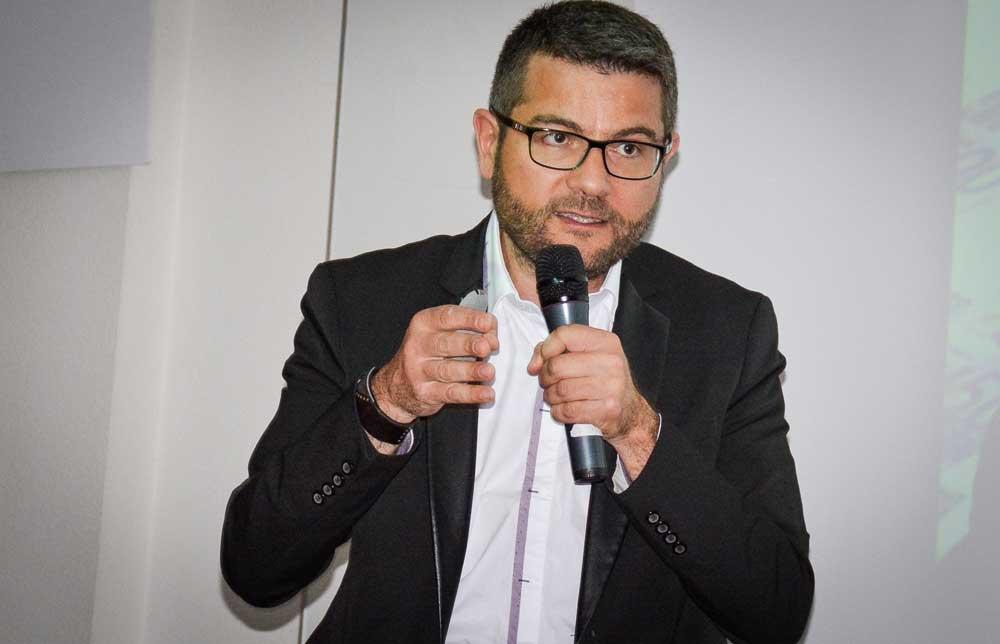 Olivier Dauvers, expert de la grande consommation.