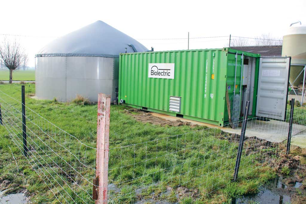 Photo of Micro méthanisation pour exploitations laitières