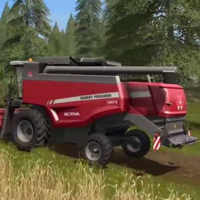 Farming Simulator 17, une première vidéo de Gameplay