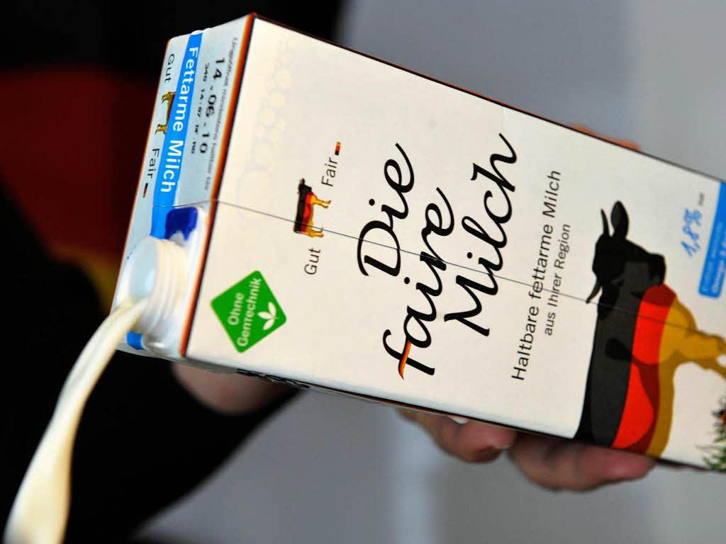 Photo of Allemagne : Mise en avant du lait équitable par le BDM