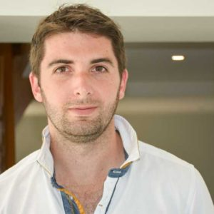 Guillaume Naveau, Responsable marketing Gene+