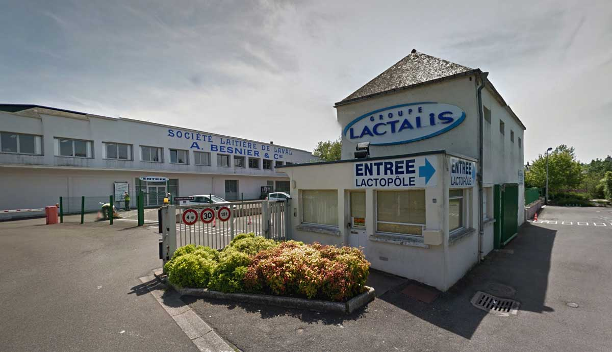 Photo of #tousalaval : le point sur la journée du 23 août devant Lactalis